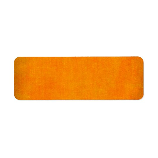 5451_sports ORANGE POPSICLE TEXTURE BACKGROUND TEM Return Address Label