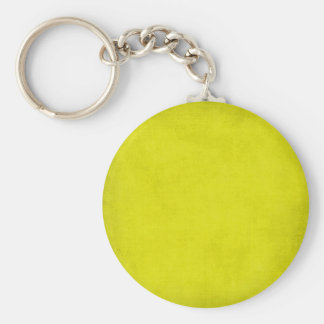 5453 SPORTS neon YELLOW BACKGROUND WALLPAPER DIGIT Basic Round Button Key Ring