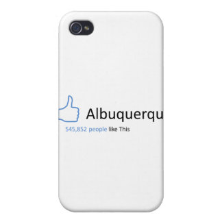 545852 people like Albuquerque Case For iPhone 4