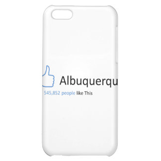 545852 people like Albuquerque iPhone 5C Case