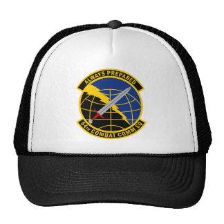 54th Combat Communications Squadron Cap