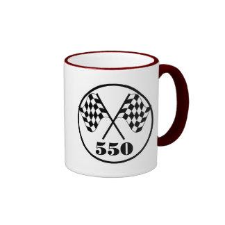550 Checkered Flags Mug
