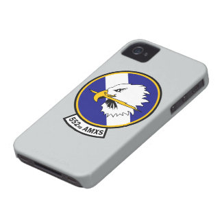 552nd Aircraft Maintenance Squadron - AMXS iPhone 4 Cases