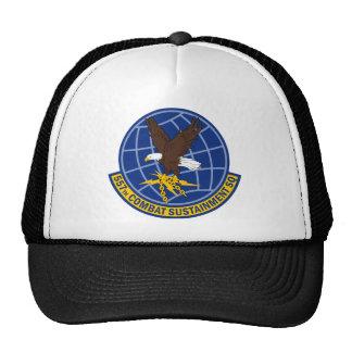 557th Combat Sustainment Squadron Trucker Hat