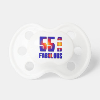 55 And Fabulous Baby Pacifier