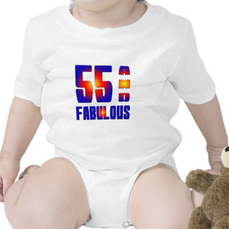 55 And Fabulous Rompers