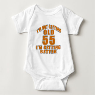 55 I Am Getting Better Tshirt