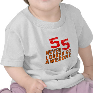 55 never looked so awesome tees