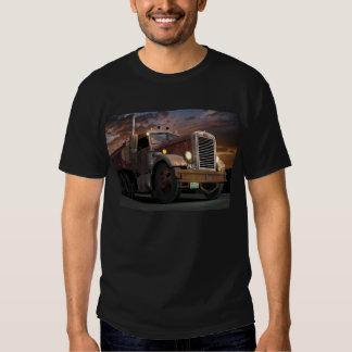 '55 Peterbilt Sunset T-Shirt
