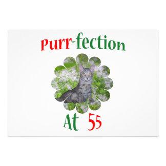 55 Purr-fection Personalized Announcements