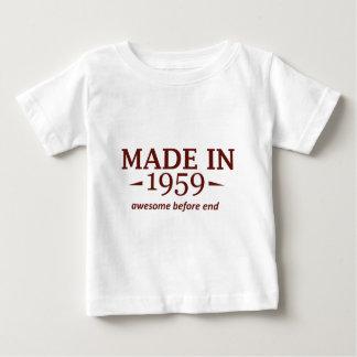 55 years Old birthday designs Baby T-Shirt