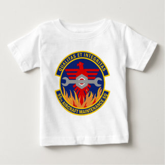 55th Aircraft Maintenance Squadron Baby T-Shirt