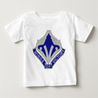 55th Aviation Battalion - Wings Of Victory Baby T-Shirt