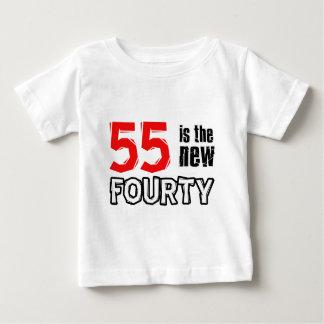 55th birthday designs tshirts