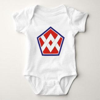 55th Sustainment Brigade Baby Bodysuit