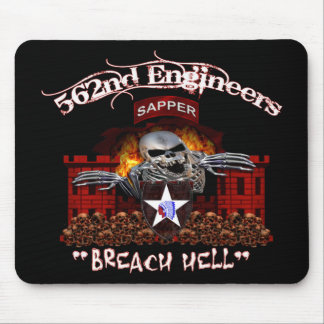562nd Engineer Company Mouse Mat