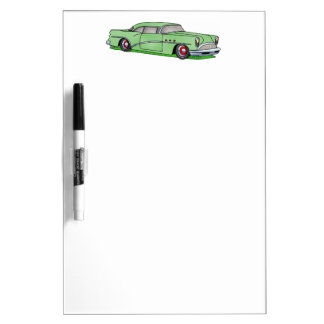 56 Buick 2 door Hardtop Dry Erase White Board