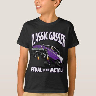 56 GASSER APPAREL T-SHIRTS