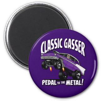 56 GASSER Flair Fridge Magnet