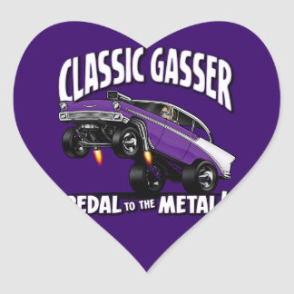 56' Gasser Flair Sticker