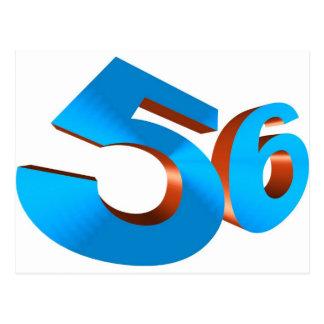 56 POSTCARD