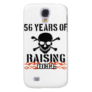 56 years of raising hell galaxy s4 case