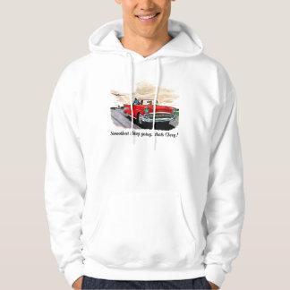 57 Chevy Bel Air Hoodie