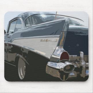 57 Chevy Bel Air Mouse Mat