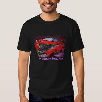 57 Chevy Bel Air Tee Shirt