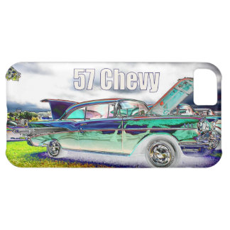 57 Chevy iPhone 5C Covers