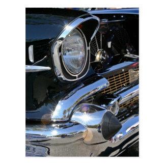 '57 Chevy Headlight - Postcard