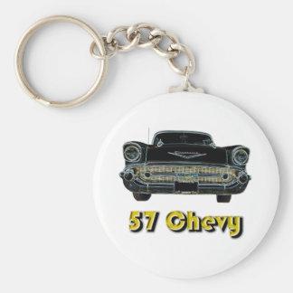 '57 Chevy Keychain