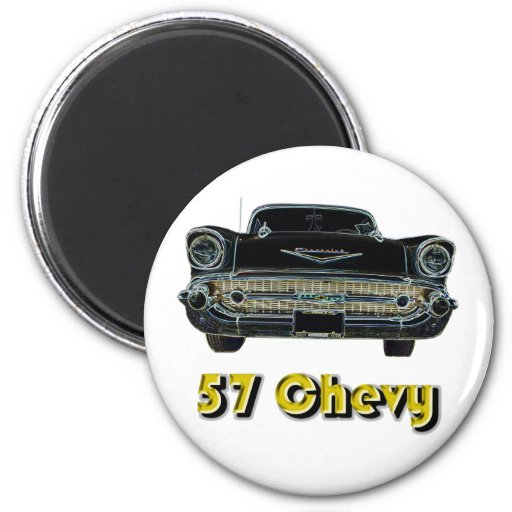 57 Chevy Magnet