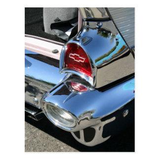 '57 Chevy Tail Light - Postcard