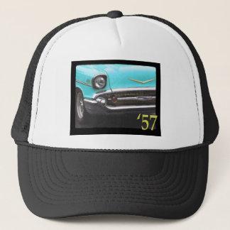 57 Chevy Trucker Hat