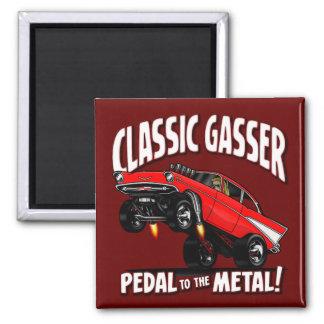 57 GASSER Flair Fridge Magnet