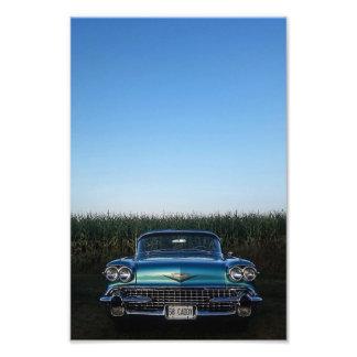 58 Caddy Art Photo
