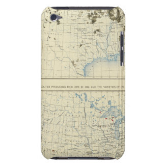 58 Coal 1890, iron ore 1889 iPod Touch Cover
