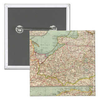 58 East Prussia, Baltic States 15 Cm Square Badge