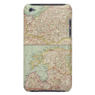 58 East Prussia, Baltic States iPod Touch Cases