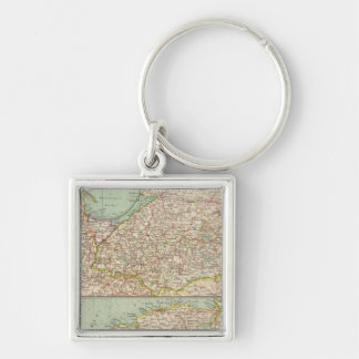 58 East Prussia, Baltic States Key Ring
