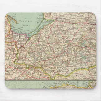 58 East Prussia, Baltic States Mouse Mat