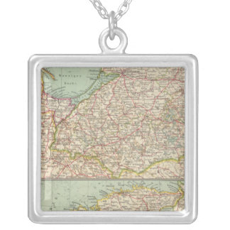 58 East Prussia, Baltic States Silver Plated Necklace