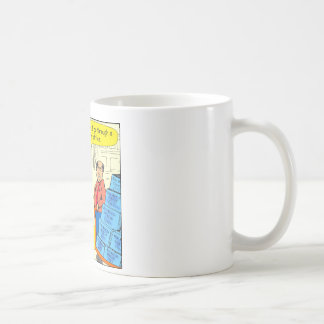 592 give tissue with every bill cartoon basic white mug