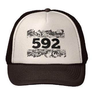 592 HATS