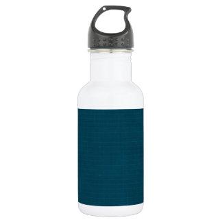 592_navy-grid-paper NAVY BLUE GRID PAPER TEXTURE B 532 Ml Water Bottle