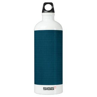592_navy-grid-paper NAVY BLUE GRID PAPER TEXTURE B SIGG Traveller 1.0L Water Bottle