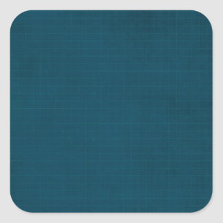 592_navy-grid-paper NAVY BLUE GRID PAPER TEXTURE B Square Sticker