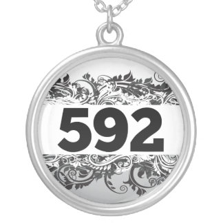 592 PENDANT