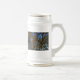 592 Tree canopies Beer Steins